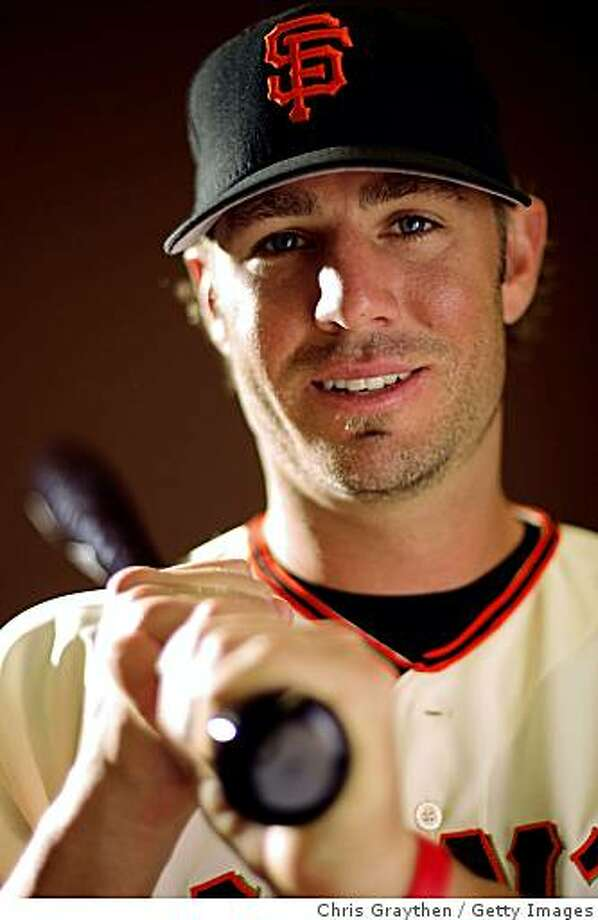 SCOTTSDALE, AZ - FEBRUARY 27:  Kevin Frandsen #19  of the San Francisco Giants poses for a photo during Spring Training Photo Day at Scottsdale Stadium in Scottsdale, Arizona.  (Photo by Chris Graythen/Getty Images) Photo: Chris Graythen, Getty Images
