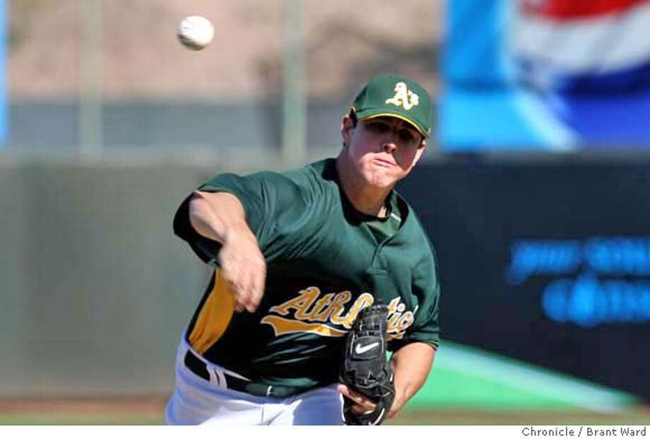 ###Live Caption:A's pitcher James Simmons, #71, pitched a scoreless inning Sunday against Colorado. On March 2, 2008 the Oakland Athletics played the Colorado Rockies in a spring training exhibition game at Phoenix Municipal Stadium. Photo by Brant Ward / San Francisco Chronicle###Caption History:A's pitcher 71 James Simmons pitched a scoreless inning Sunday against Colorado. On March 2, 2008 the Oakland Athletics played the Colorado Rockies in a spring training exhibition game at Phoenix Municipal Stadium. Photo by Brant Ward / San Francisco Chronicle###Notes:###Special Instructions: Photo: Brant Ward