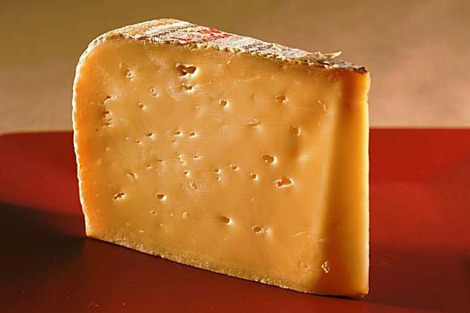 Belgian Wauvemont cheese. Photo by Craig Lee/Special to the Chronicle Photo: Craig Lee, Special To The Chronicle