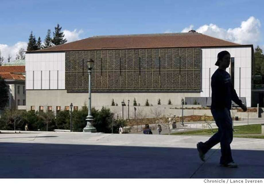 ###Live Caption:The new UC Berkeley Asian Library photographed in Berkeley, Thursday March 13, 2008, Photo By Lance Iversen / San Francisco Chronicle.###Caption History:The new UC Berkeley Asian Library photographed in Berkeley, Thursday March 13, 2008, Photo By Lance Iversen / San Francisco Chronicle.###Notes:Lance Iversen 415-2979395  CQ Ellis###Special Instructions:MANDATORY CREDIT PHOTOG AND SAN FRANCISCO CHRONICLE. Photo: LANCE IVERSEN