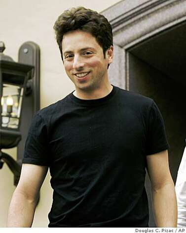 ?It did sound kind of crazy,? said Sergey Brin, Google?s co-founder, at a press conference. ?The team decided to give them the benefit of the doubt.? Google co-founder Sergey Brin is the second-richest person in the Bay Area and No. 32 nationally, according to Forbes. Photo: Douglas C. Pizac, AP