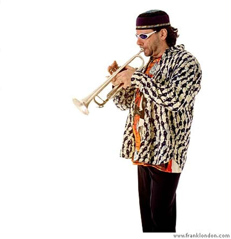 ###Live Caption:Trumpeter Frank London, who will take part in the Jewish Music Festival 2008###Caption History:Trumpeter Frank London, who will take part in the Jewish Music Festival 2008###Notes:###Special Instructions: Photo: Alan Roche
