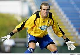 Former De La Salle and Cal goalkeeper Stefan Frei, now with Toronto FC, is a contender for MLS rookie of the year.