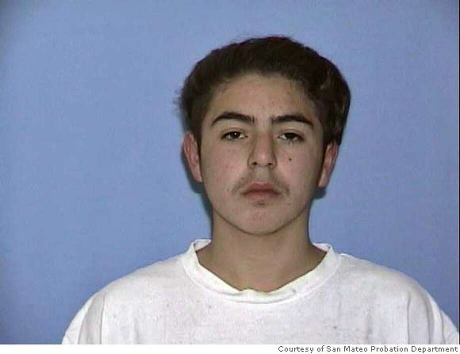 Josue Raul Orozco, a 17-year-old murder suspect who escaped from a San Mateo County juvenile facility Thursday evening by scaling a cement wall and cutting through a chain-link fence, probation authorities said on Friday, Feb. 15, 2008.  Courtesy of San Mateo Probation Department Photo: Courtesy Of San Mateo Probation