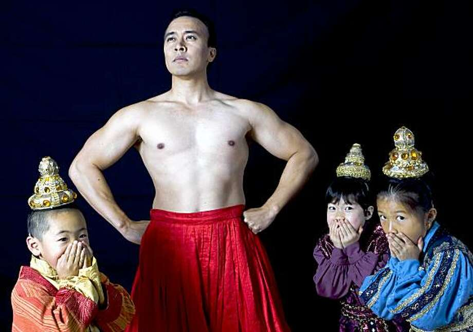 "Jared Lee stars as the king in Broadway by the Bay's production of ""The King and I"" playing through Aug. 2 at the San Mateo Performing Arts Center. Photo: Mark N Kitaoka"