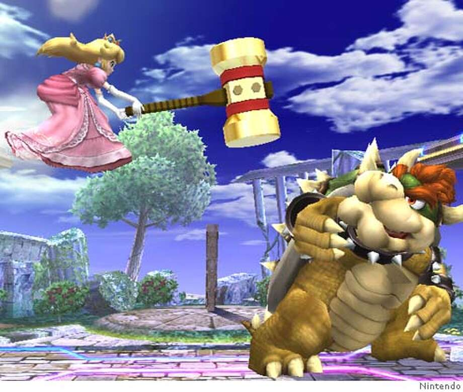 images from the nintendo Wii game, Super Smash Bros. Brawl. courtesy of nintendo Photo: Nintendo