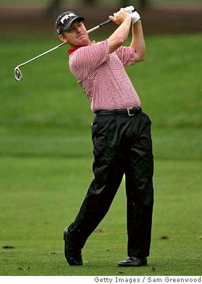 ###Live Caption:PALM HARBOR, FL - MARCH 7: Jeff Maggert hits a shot on the ninth hole during the second round of the PODS Championship at Innisbrook Resort and Golf Club March 7, 2008 in Palm Harbor, Florida. (Photo by Sam Greenwood/Getty Images)h###Caption History:PALM HARBOR, FL - MARCH 7: Jeff Maggert hits a shot on the ninth hole during the second round of the PODS Championship at Innisbrook Resort and Golf Club March 7, 2008 in Palm Harbor, Florida. (Photo by Sam Greenwood/Getty Images)h###Notes:PODS Championship - Round Two###Special Instructions: Photo: Sam Greenwood