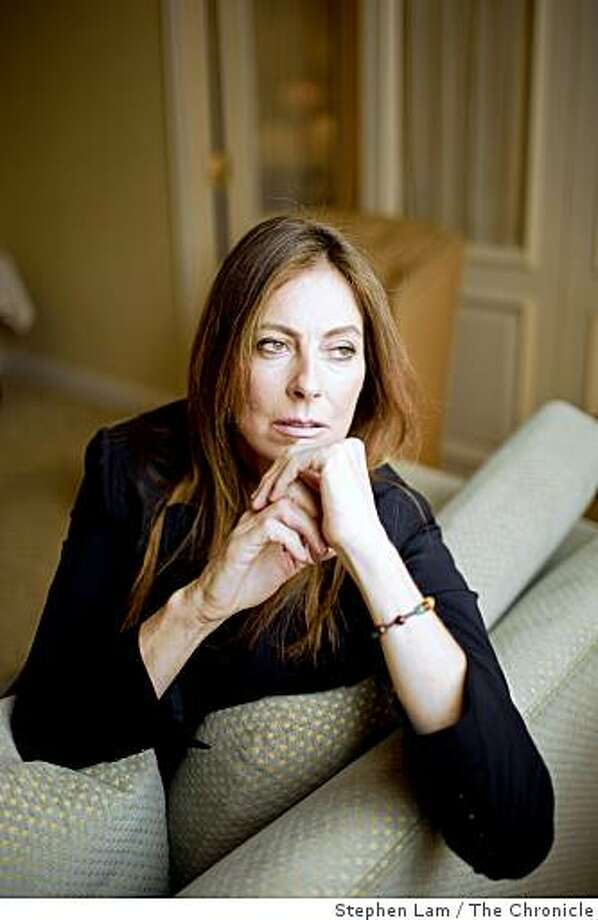 "Kathryn Bigelow, film director of upcoming war actio drama ""The Hurt Locker,"" poses for a photo at the Ritz-Carlton Hotel in San Francisco on Monday, June 15, 2009. Photo: Stephen Lam, The Chronicle"