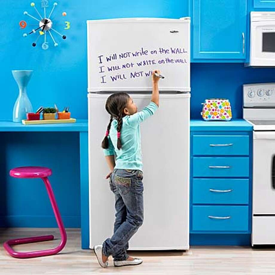 ###Live Caption:Amana's new Jot refrigerator  P070564###Caption History:Amana's new Jot refrigerator  P070564###Notes:###Special Instructions: Photo: Ho Jeremy Hildebrant
