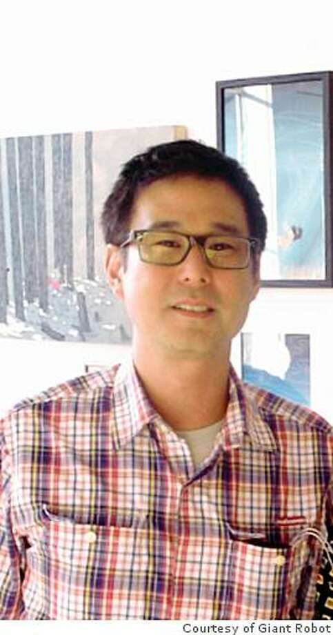 Giant Robot co-founder Eric Nakamura. Photo: Courtesy Of Giant Robot