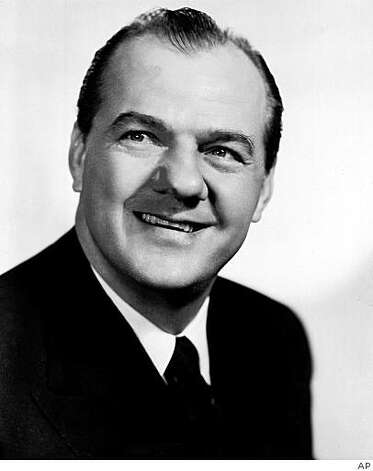 "In this 1950 file photo, actor Karl Malden is shown. Malden, a former steelworker who won an Oscar for his role as Mitch in the 1951 classic ""A Streetcar Named Desire,"" died Wednesday, July 1, 2009. He was 97. Photo: AP"