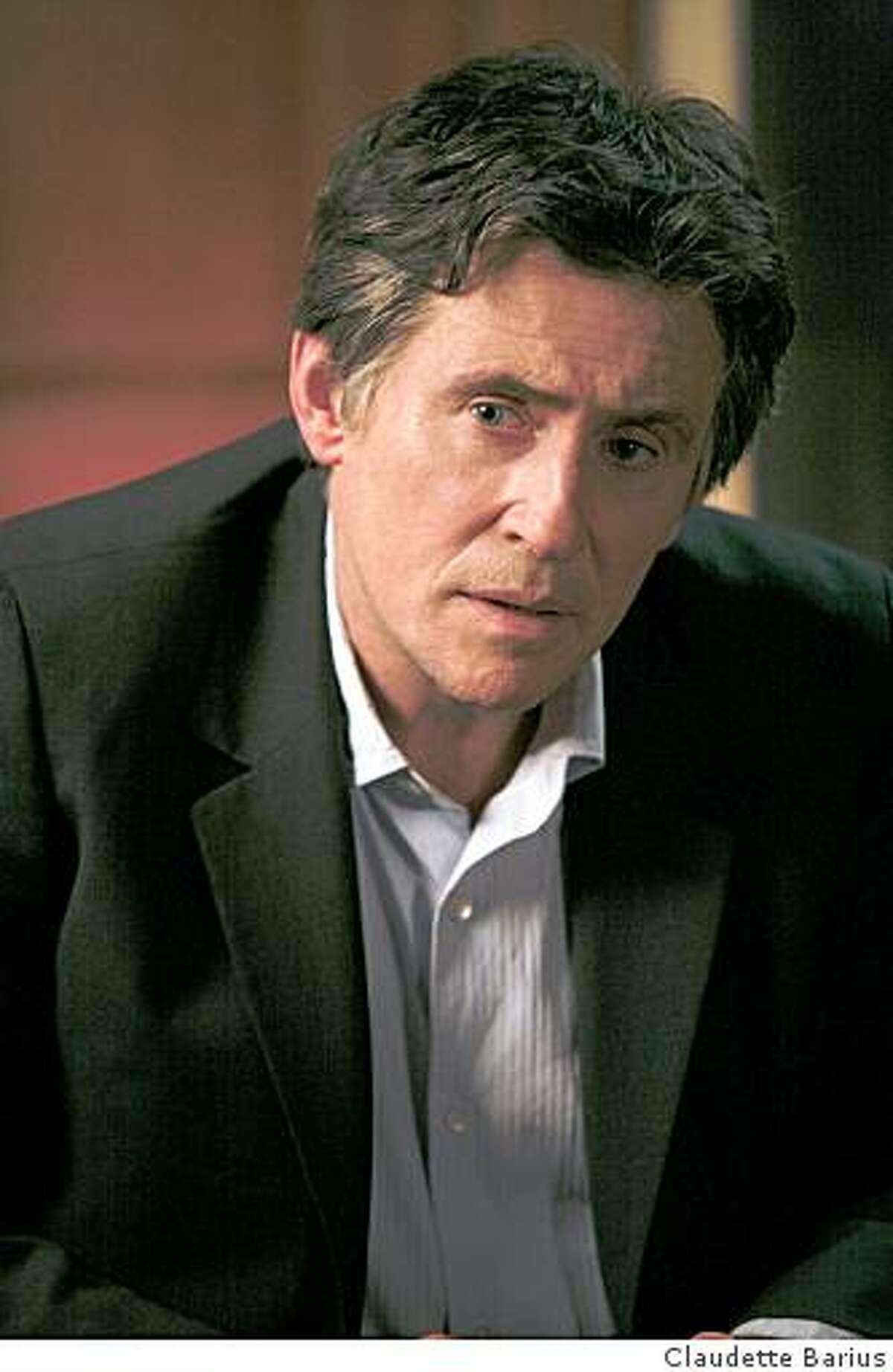 IN TREATMENT: Gabriel Byrne. photo: Claudette Barius
