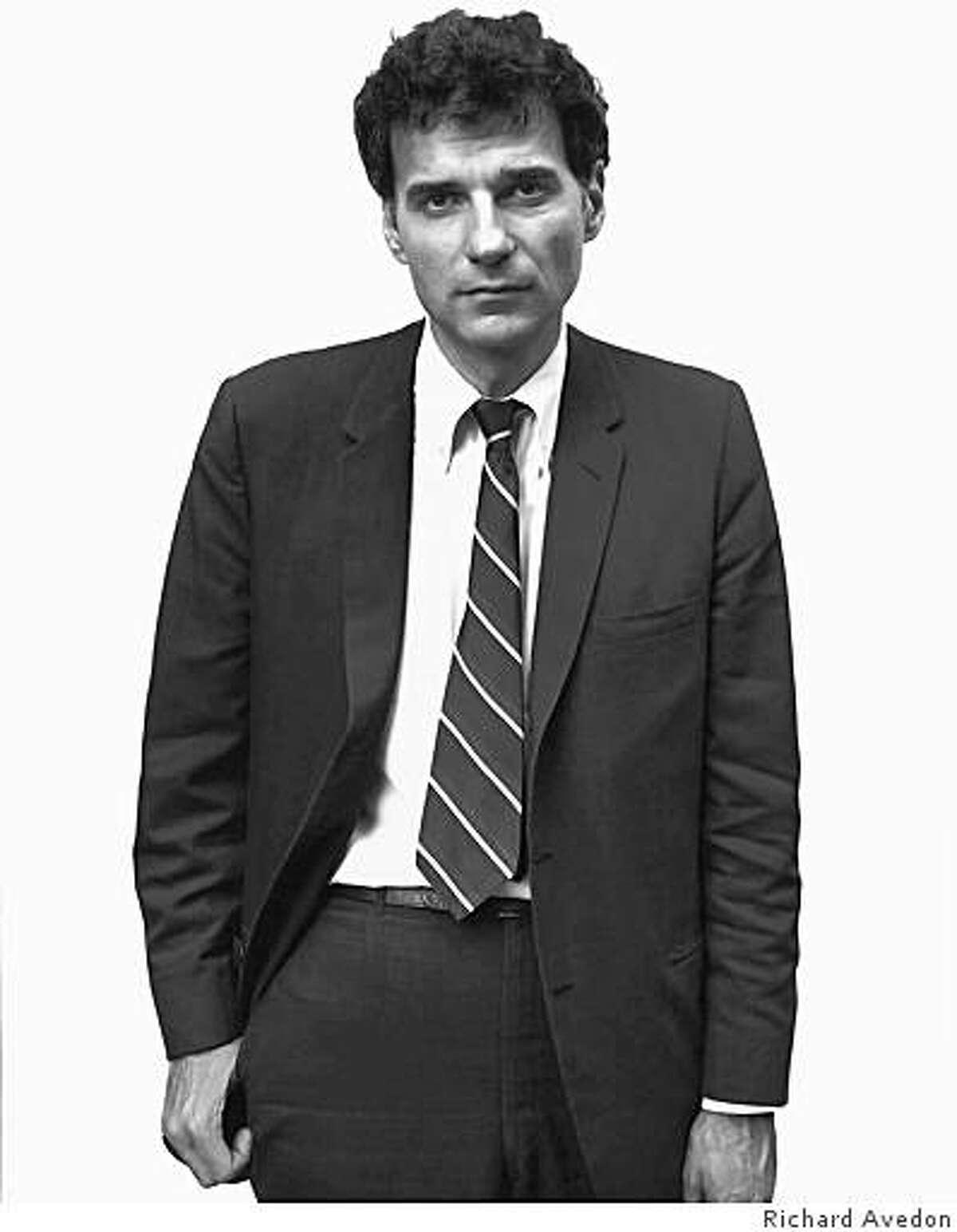 Ralph Nader, Consumer advocate, Washington, D.C.. Age: 42. copyright 2009 Richard Avedon Foundation