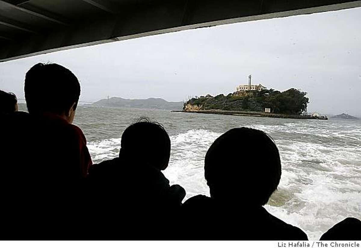 Alcatraz has gotten a makeover including a new boat service from Pier 33. Liz Hafalia/The Chronicle/San Francisco/4/26/07
