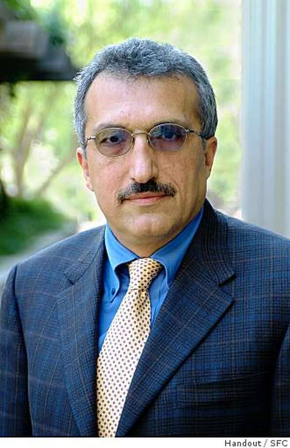 Abbas Milani Hamid Photo: Handout, SFC