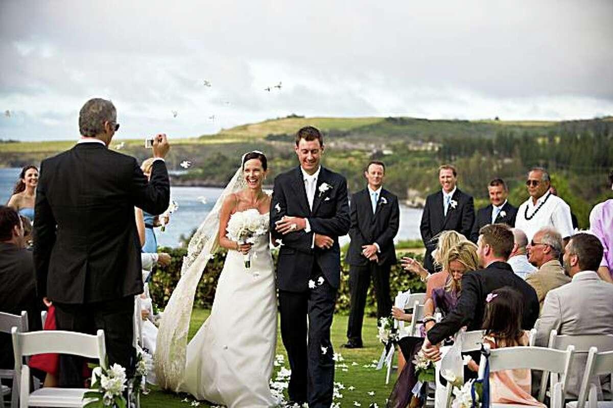 Tifani Wilt, wedding 2009 Copyright