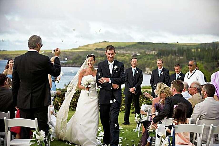 Tifani Wilt, wedding 2009 Copyright Photo: Martin Wyand Martin Wyand