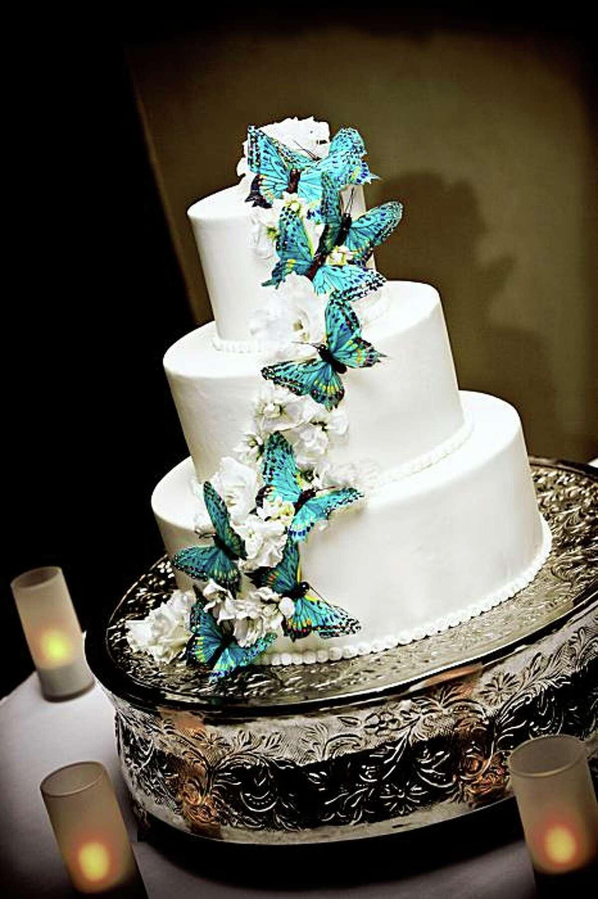 Tifani Wilt, wedding cake 2009 Copyright