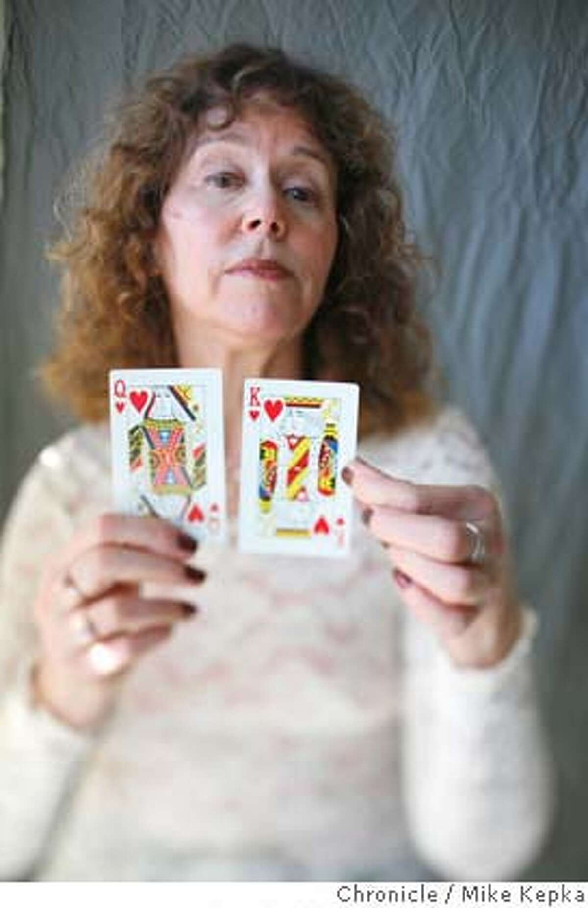 Matchmaker Marsha Winer has been a local matchmaker for 25 years and is responsible for over 230 successful couples. photo by Mike Kepka / San Francisco Chronicle