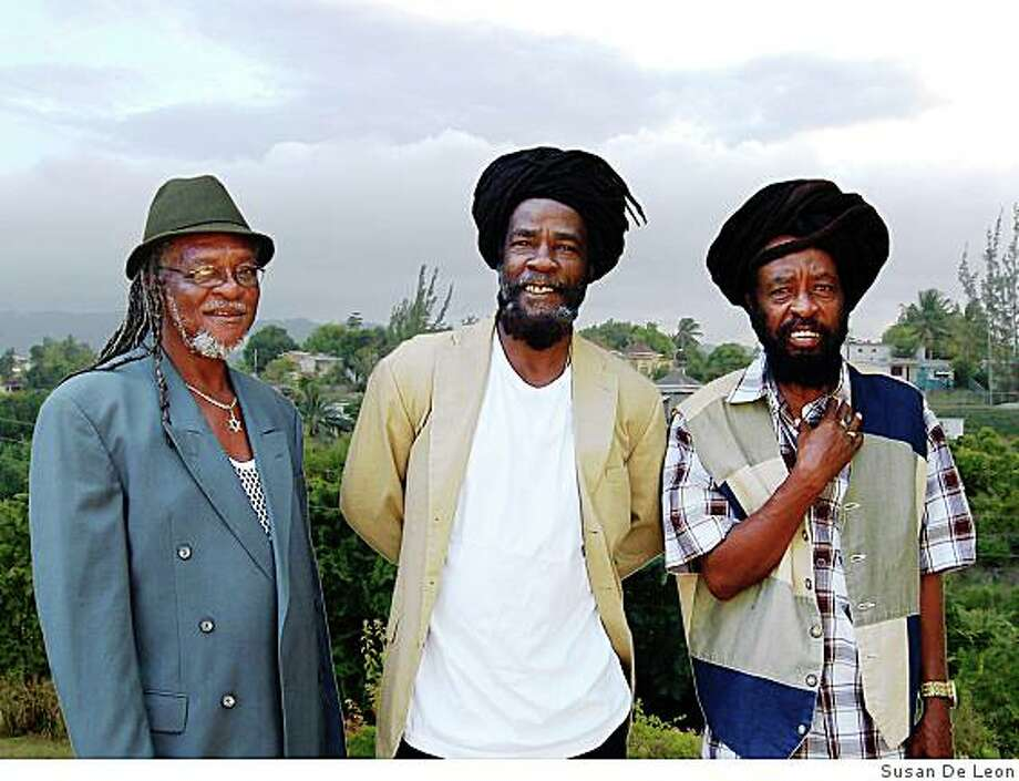 "Out of Savana La Mar, Jamaica, the Mighty Itals — Ronnie Davis, Keith Porter and David Isaacs — are reuniting to tour the United States  this summer in support of  their new album, ""Let Them Talk."" $20-$30. 9 p.m. Sat.  Mill Valley Masonic19, Corte Madera Avenue in downtown Mill Valley (415) 389-5072, www.murphyproductions.com. Photo: Susan De Leon"