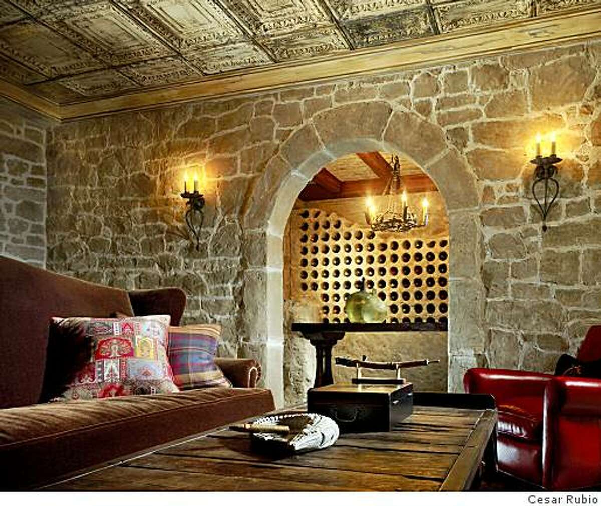 This wine cellar is a favorite of Claudia Juestel .