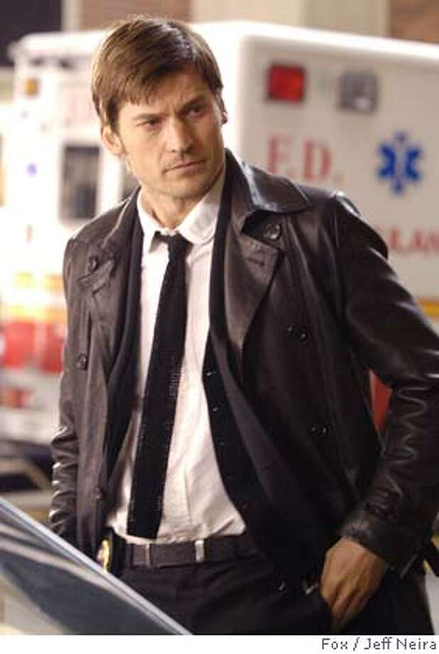 NEW AMSTERDAM: New York Police Detective John Amsterdam (Nikolaj Coster-Waldau) is a man who has been granted eternal life until he meets his soulmate in the new drama NEW AMSTERDAM previewing Tuesday, March 4 (9:00-10:00 PM ET/PT) on FOX. CR: Jeff Neira/FOX Photo: Jeff Neira/FOX