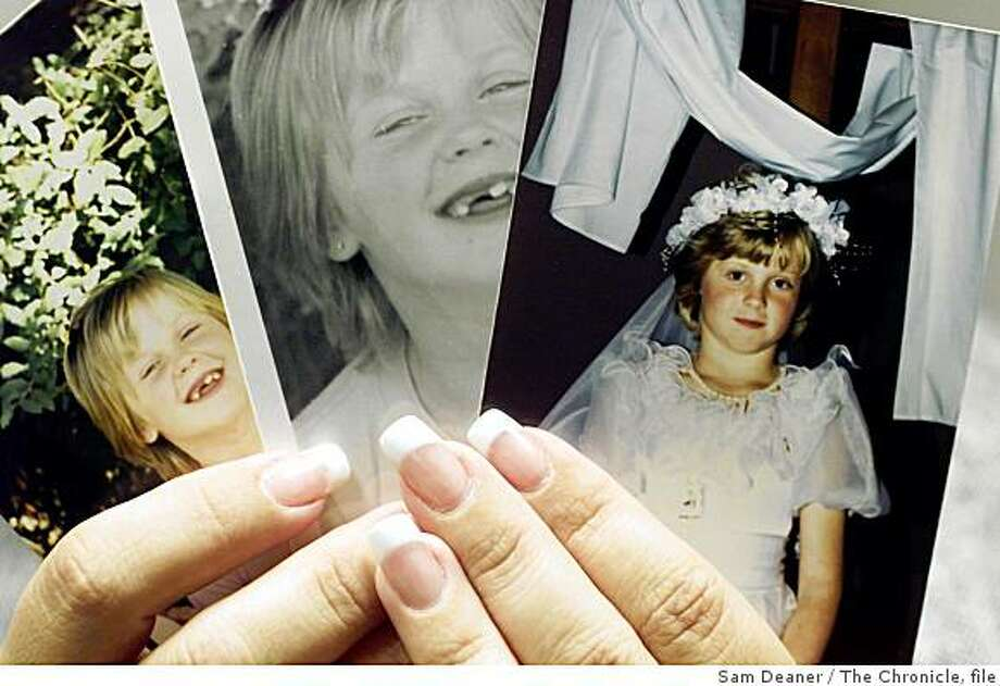 Amber Swartz-Garcia of Pinole was kidnapped in 1988. Photo: Sam Deaner, The Chronicle, File