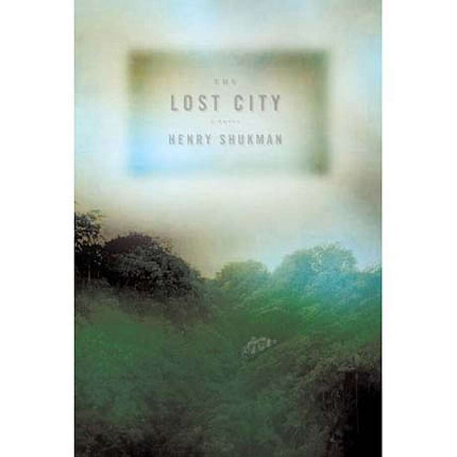 """The Lost City"" by Henry Shukman"