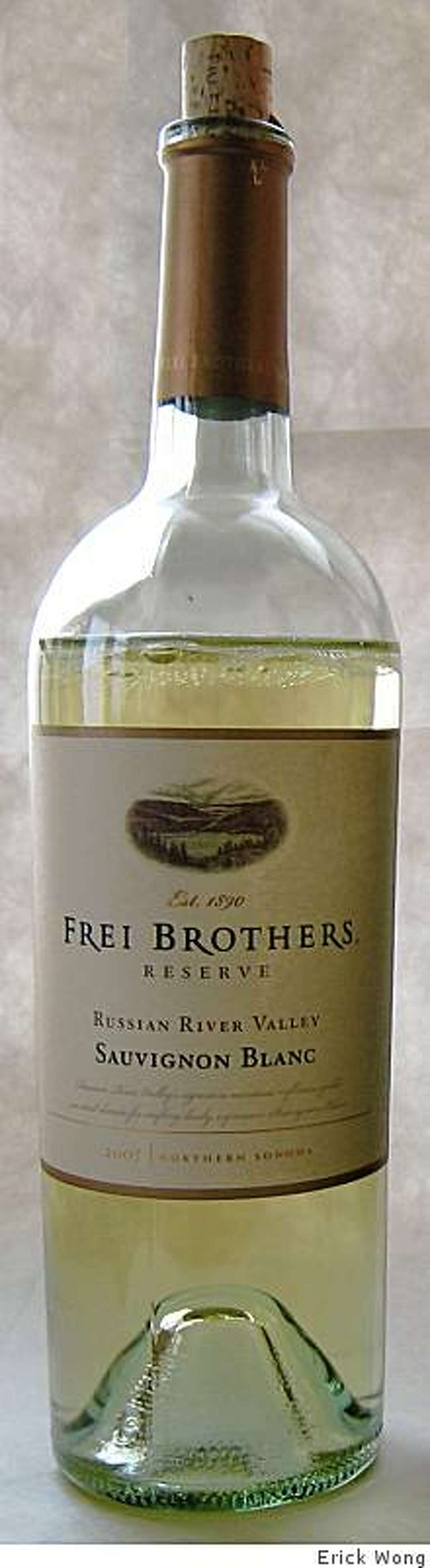 2007 Frei Brothers Reserve Russian River Valley Sauvignon Blanc