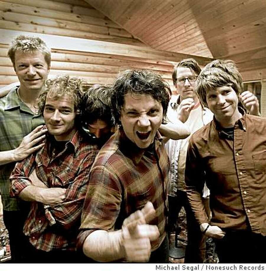 "Wilco releases its seventh studio album, ""Wilco (The Album),"" on Tuesday. Photo: Michael Segal, Nonesuch Records"