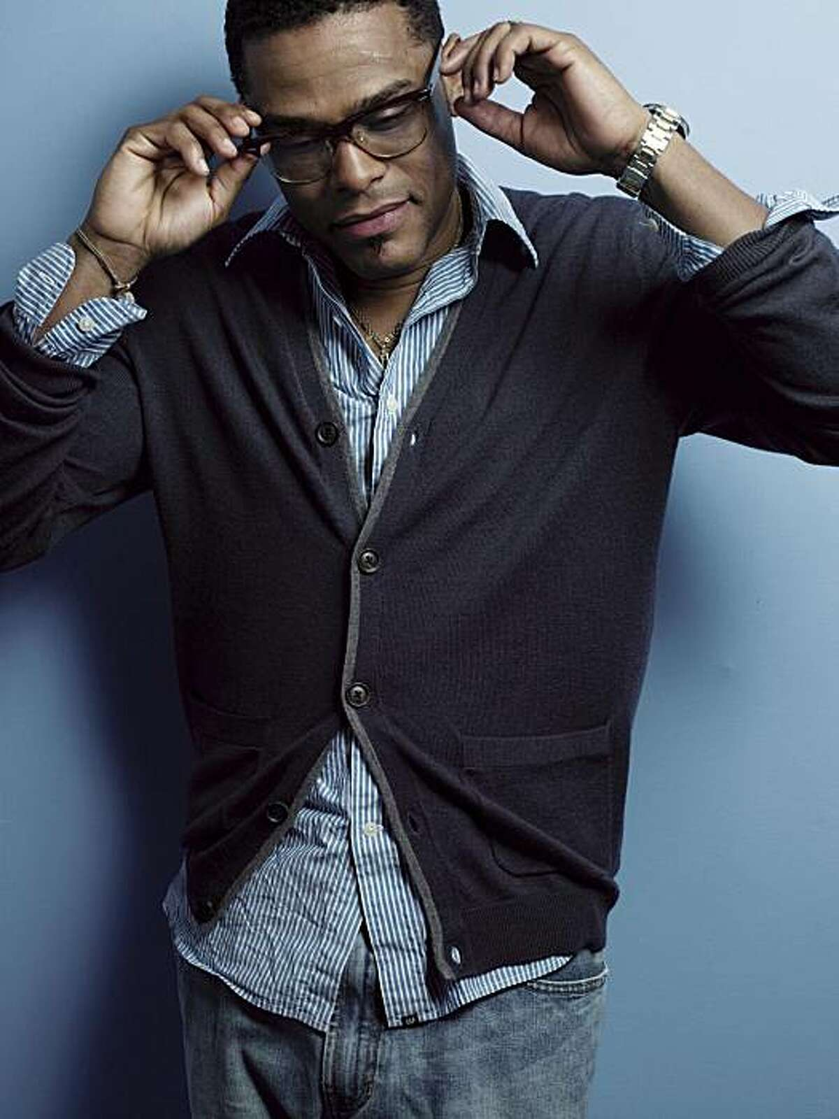 Maxwell is back with his first new album in eight years,