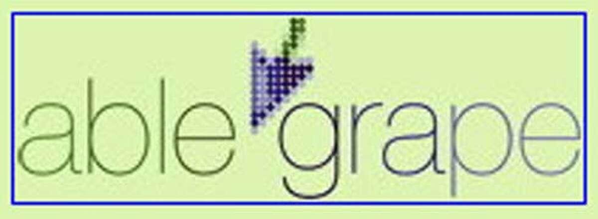 ablegrape.com logo