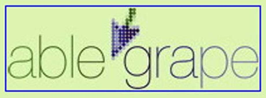 ablegrape.com logo Photo: Ho