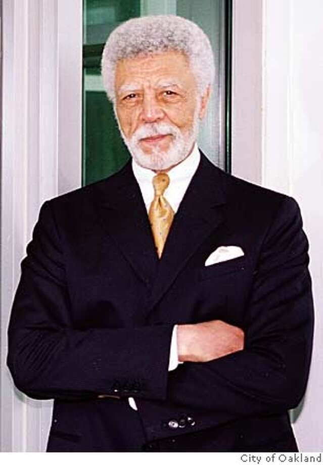 Ron Dellums Photo: City of Oakland Photo: N