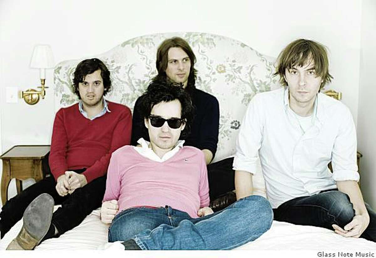 Phoenix headlines the two-day Spectrum Music Festival at the Regency Ballroom on Saturday (June 27, 2009).