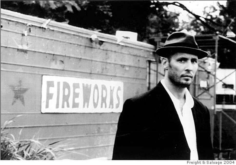 Paul Thorn plays The Freight & Salvage on Wednesday, Sept. 15. Ran on: 09-15-2004  Singer- songwriter Paul Thorn will be performing his rootsy style of gospel infused rock at 8 tonight at Freight & Salvage. Photo: Ho