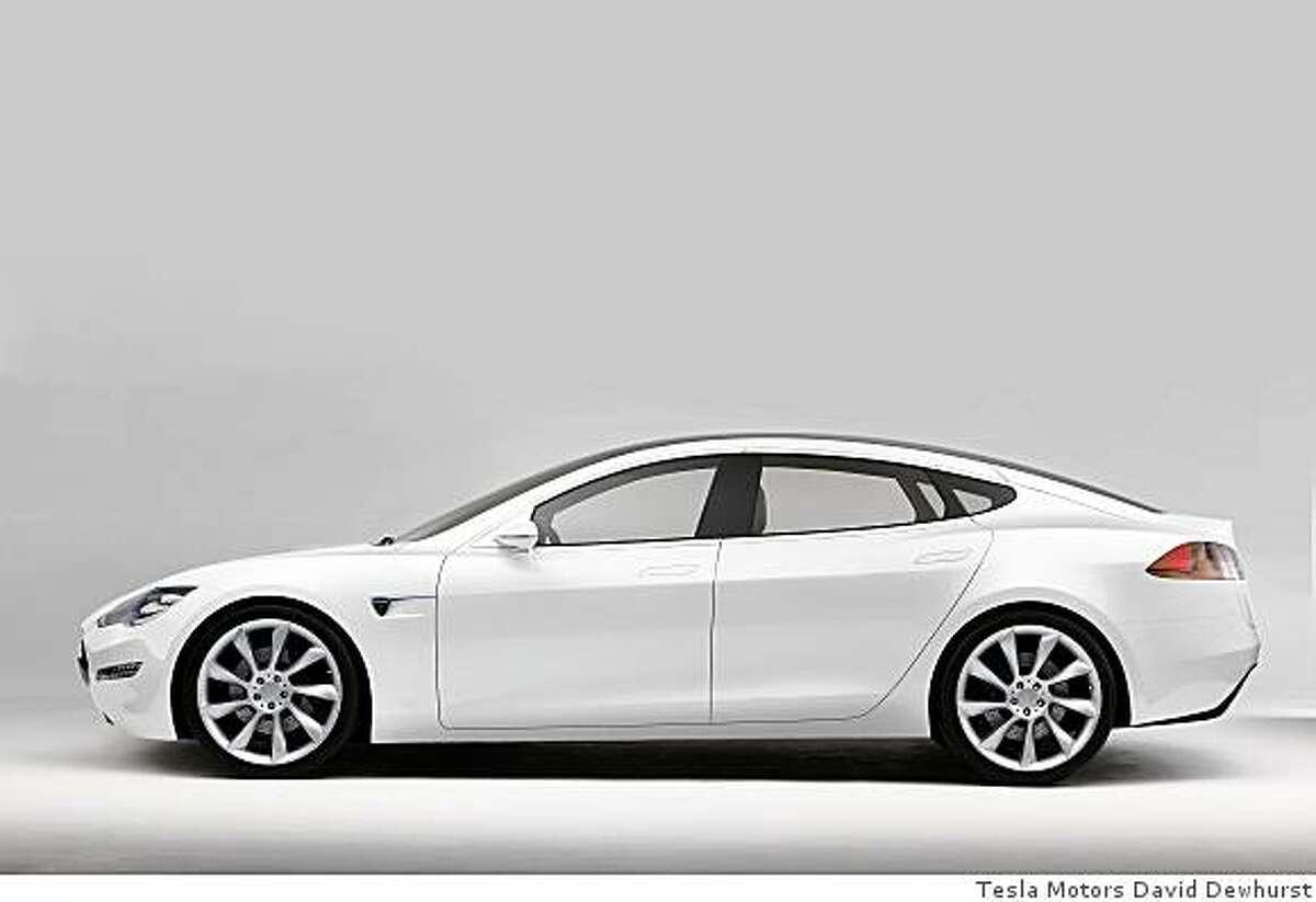 Tesla Motors Model S sedanTesla Model S