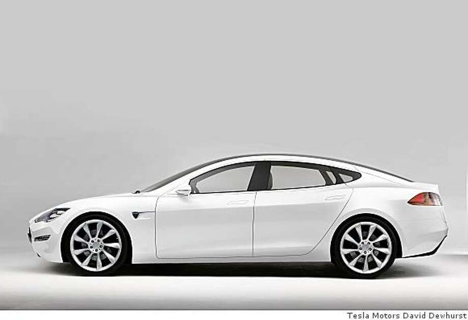 Tesla Motors Model S sedanTesla Model S Photo: Tesla Motors David Dewhurst