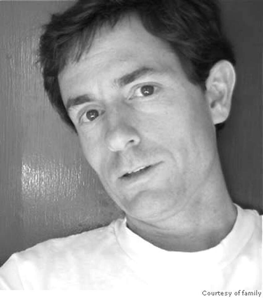 Brian Hill, a Bay Area writer who documented his four-year struggle with ALS in a heart-wrenching blog. Hill, 44, died Feb. 2, 2008 at his Albany, Ca., home. Photos courtesy of family