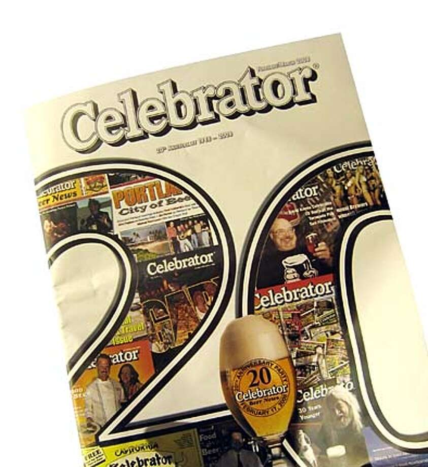 Celebrator Beer News turns 20. Photo: Ho