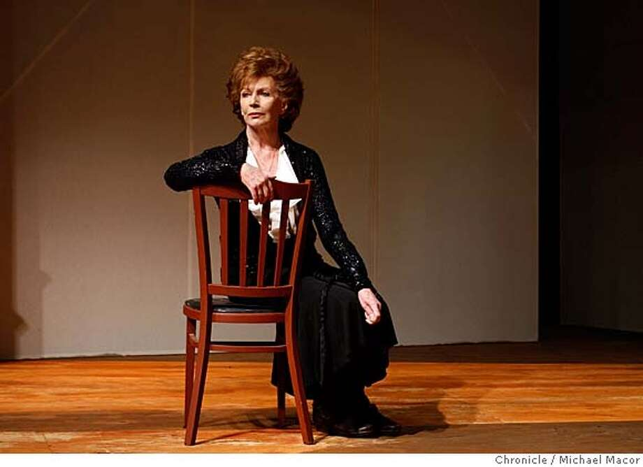 "obrien24_.040_mac.jpg Legendary Irish author, Edna O'Brien, her best-known novel, ""The country Girls"" is being transformed for the stage. Tir Na Nog, ""(Land of Youth)"" will open at the Magic Theater in Fort Mason on Feb. 23rd. Photographed in, San Francisco, Ca, on 2/8/08. Photo by: Michael Macor/ San Francisco Chronicle Mandatory credit for Photographer and San Francisco Chronicle No sales/ Magazines Out Photo: Michael Macor"