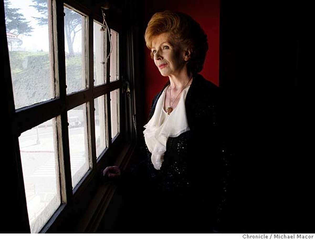 obrien24_.002_mac.jpg Legendary Irish author, Edna O'Brien, her best-known novel,