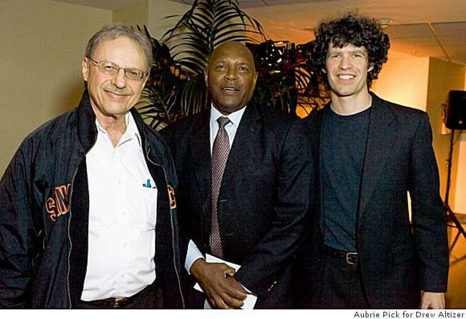 Bob Lopresto, Vida Blue, Anton Schwartz Photo: Aubrie Pick For Drew Altizer