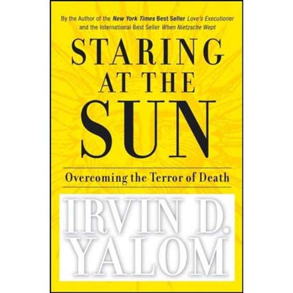 cover of Staring at the Sun by Irvin Yalom