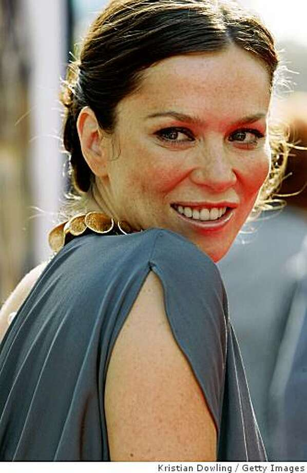 "Actress Anna Friel arrives for the Premiere of Universal Pictures' ""Land Of The Lost"" at Grauman's Chinese Theater on May 30, 2009 in Hollywood, California. Photo: Kristian Dowling, Getty Images"