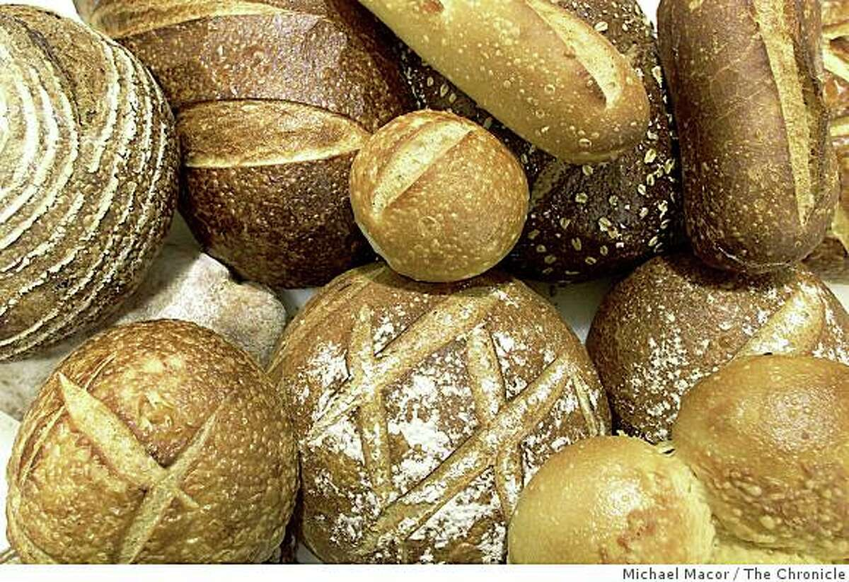 Boudin Bakery has been baking bread for more than150 years.