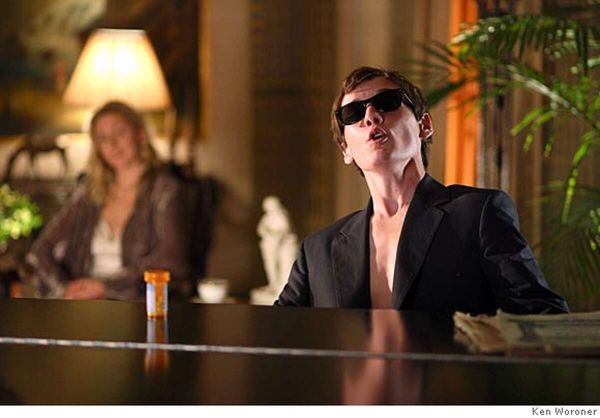 In this image released by Sidney Kimmel Entertainment, Anton Yelchin stars in the title role in