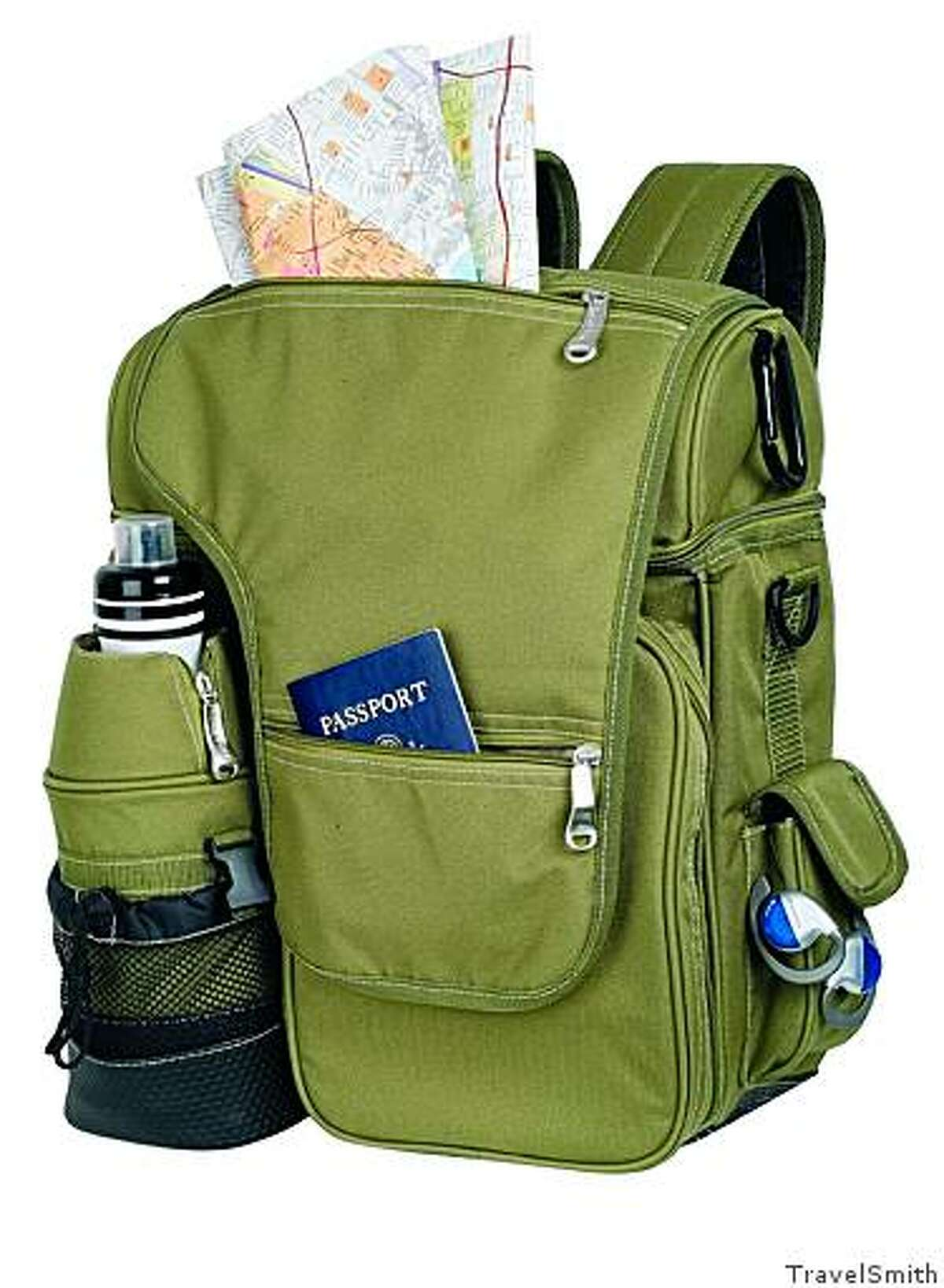 The Ultimate Day-Trip Bag from TravelSmith.