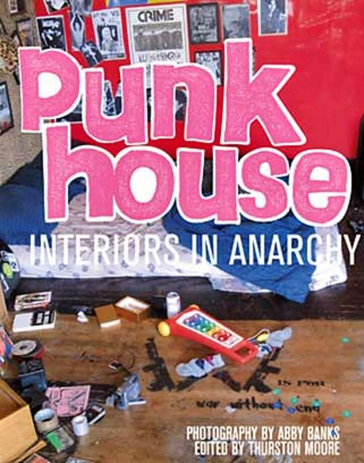 Abby Banks' coffee-table book, which features the Purple House, includes punk houses from across the country.
