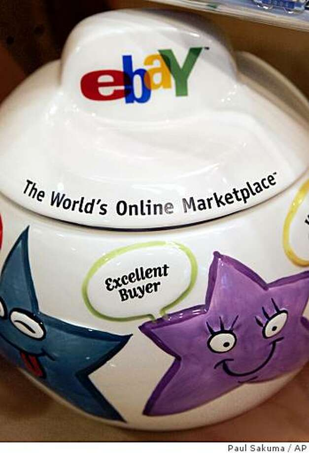 Changes announced at eBay are the latest in a long line of alterations the company has made as it has struggled to improve its online marketplace Photo: Paul Sakuma, AP